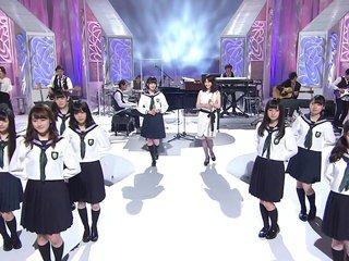 アイドル動画まとめ - 原田知世×欅坂46「時をかける少女」2016-05-14 -
