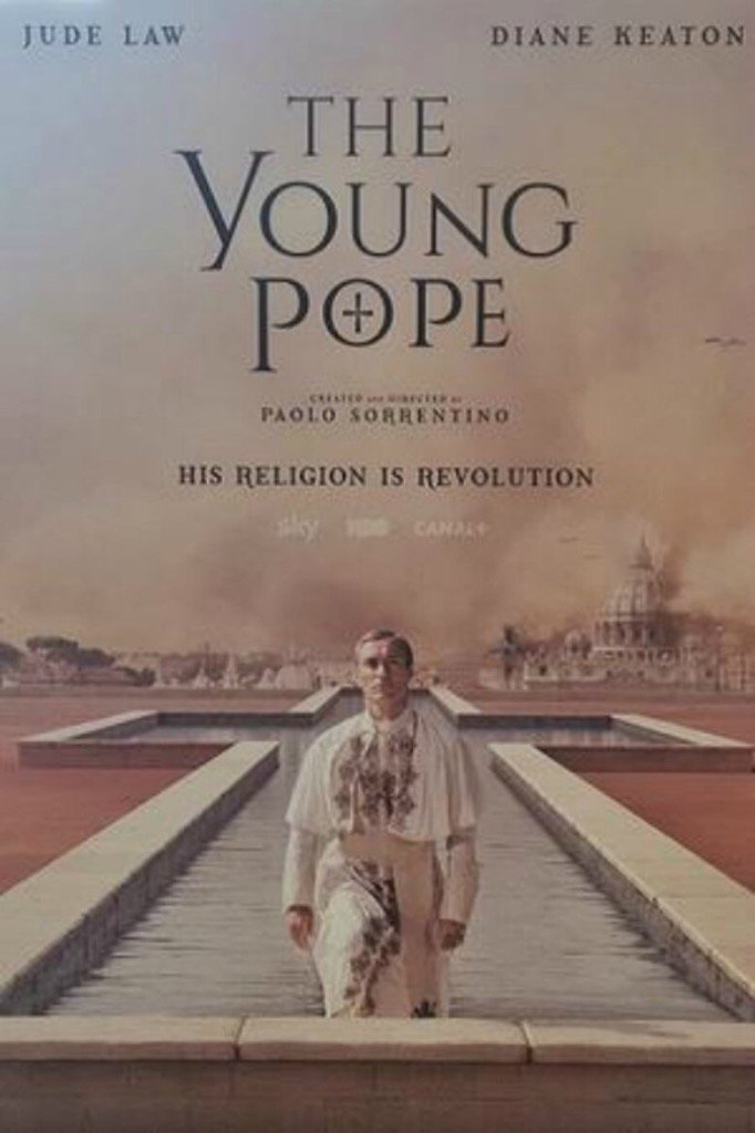#TheYoungPope