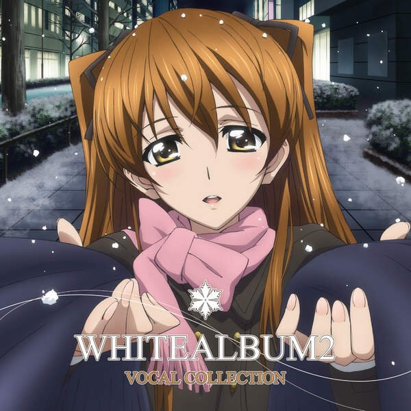 Now Playing:WHITE ALBUM Live at Campus Fes (TV anime ver.) /