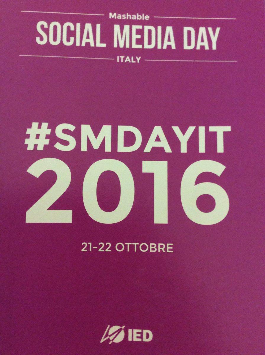 #SMDAYIT