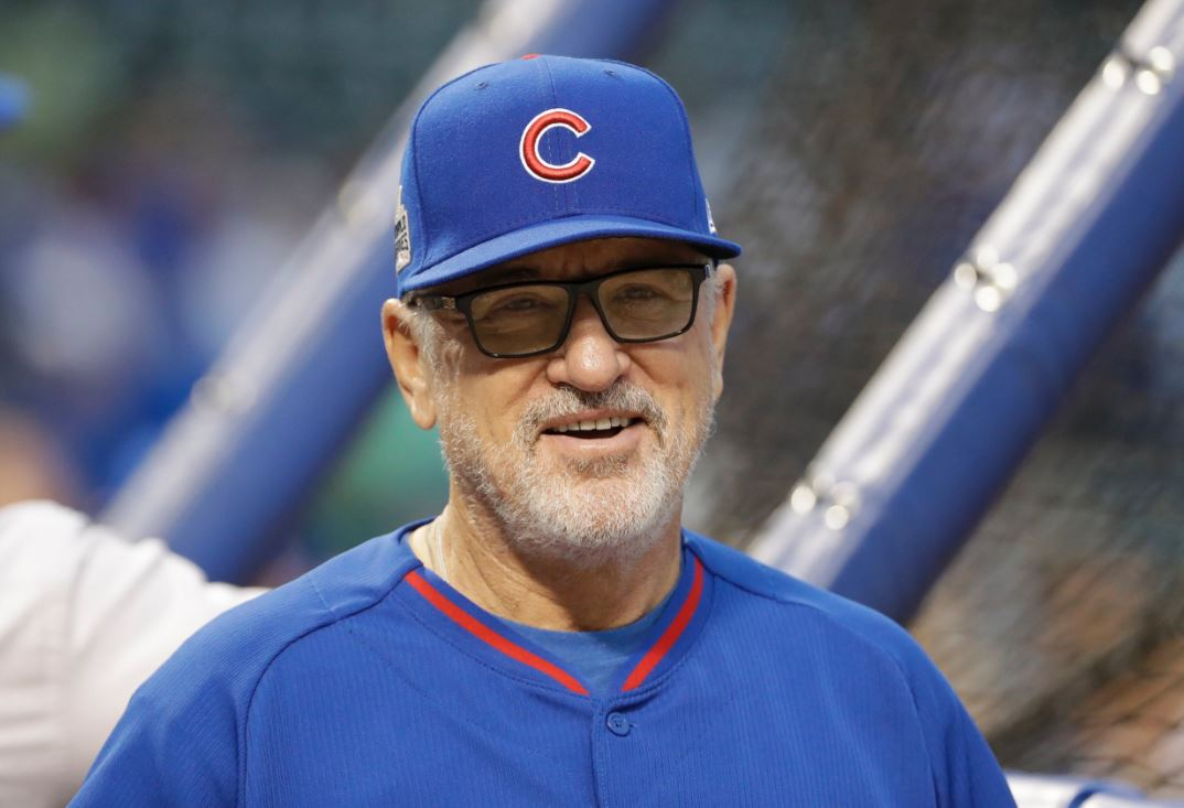 With police escort, Maddon's mom makes it to World Series