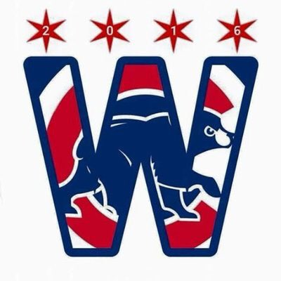 Cubs win!  #Cubs win!!!!!  #FlyTheW first time going to #WorldSeries since 1945 https://t.co/OtML8il75y