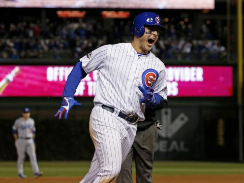 BREAKING: Chicago Cubs defeat L.A. Dodgers to reach World Series for first time since 1945