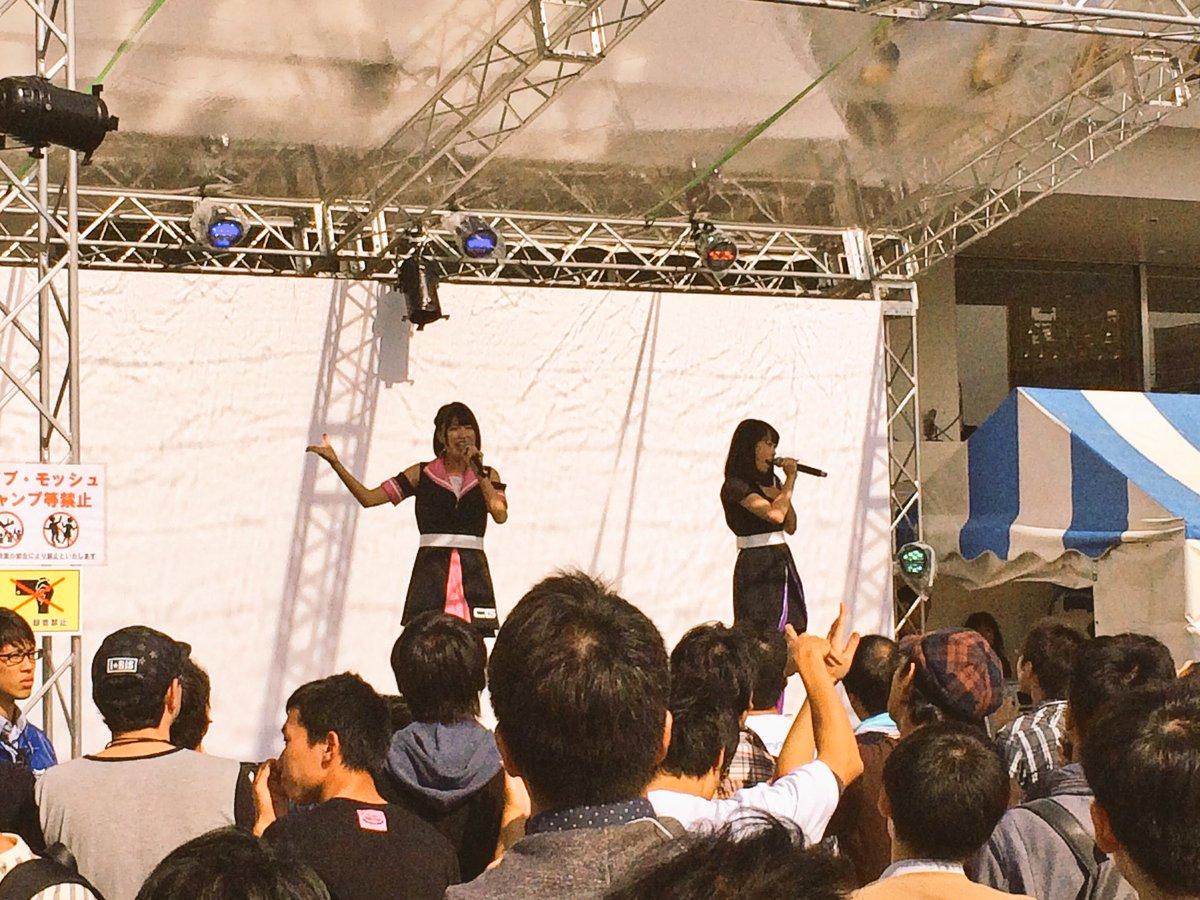 中野文化祭2日目のクレゲライブ始まりました〜(≧∇≦)#中野文化祭#クレーンゲール