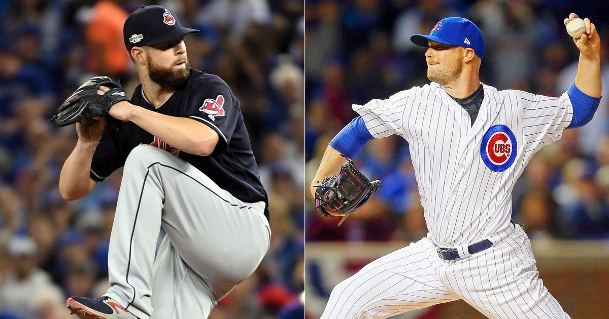 World Series, first glance: Cubs and Indians battle each other - and history
