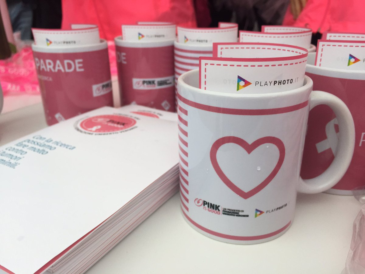 #pinkparade