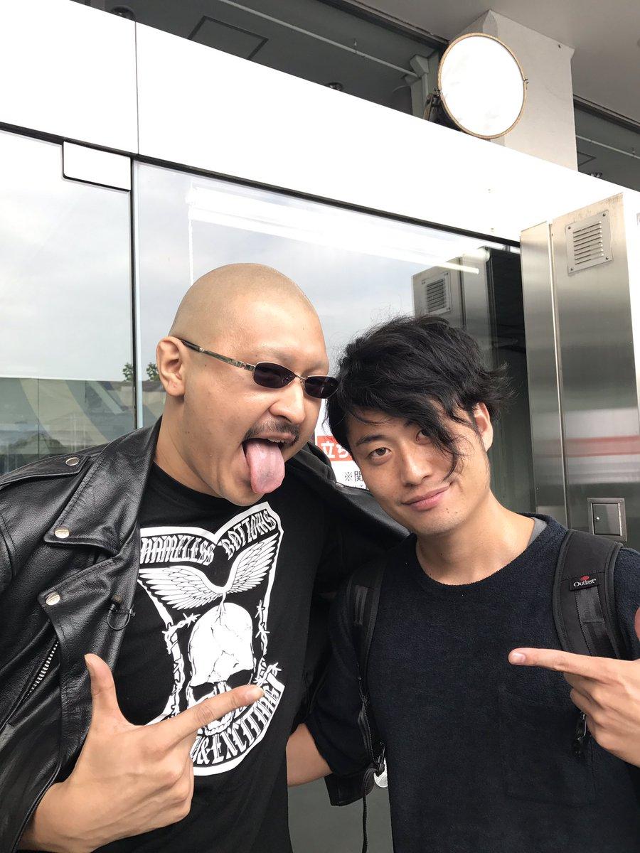ライブ後、フジヤエービックさん主催のヘッドホン祭へ...楽しすぎた。そして建物から出たら、まさかのマフィア梶田さん!!G