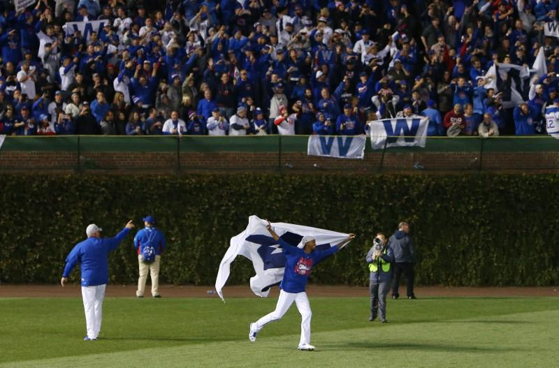 Cubs fans dare to dream as Chicago's 'lovable losers' go to World Series