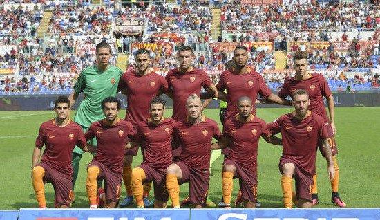 #RomaPalermo