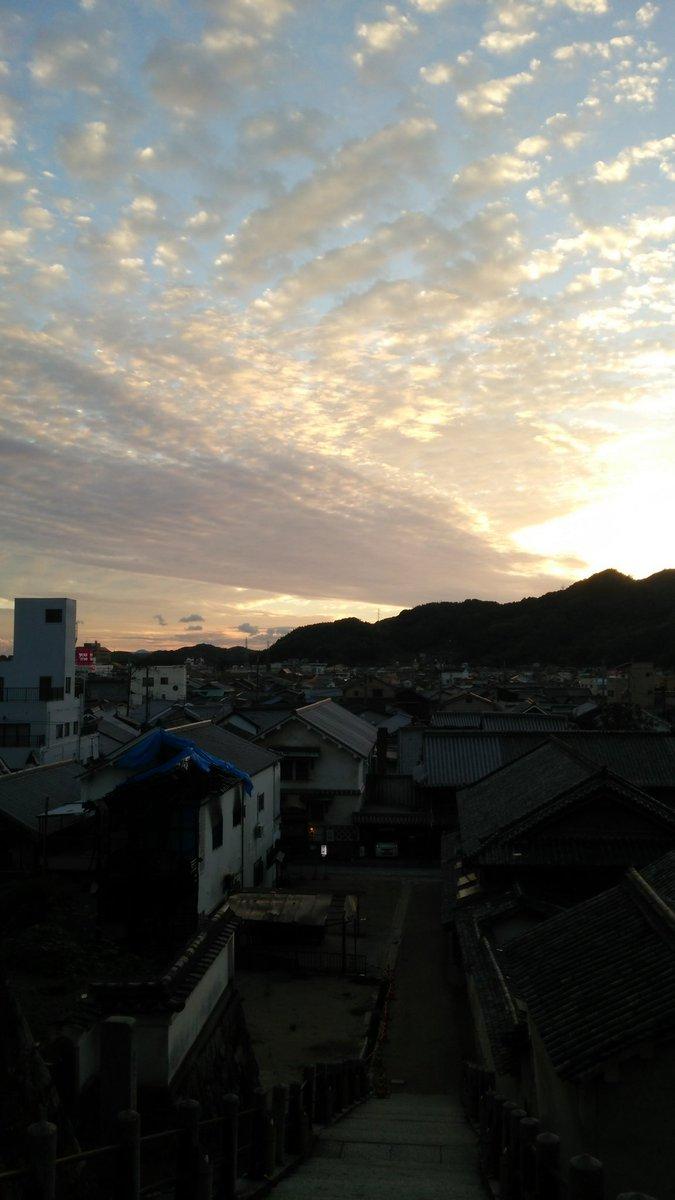 空ヲ想フ#tamayura #たまゆら #takehara #竹原