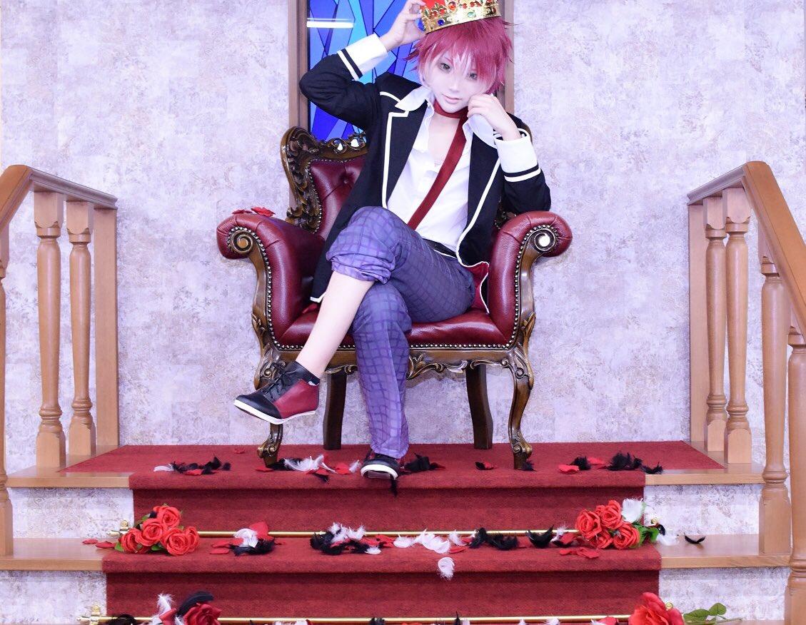 【※コスプレ注意】DIABOLIK LOVERS・逆巻アヤト→舞園さやか・Phot→慧雅( )  Bootyだいーぶ遅く