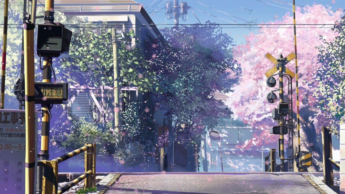 雪と桜は秒速5センチメートルちなみに雨は秒速五メートル。雲は秒速一センチ。