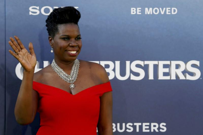Leslie Jones hits back at hackers in 'Saturday Night Live' rant