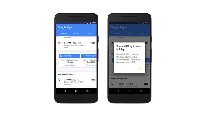 Google now notifies you of the best times to buy cheap flights https://t.co/lRpfhgo3XT https://t.co/yuChzM3f0x