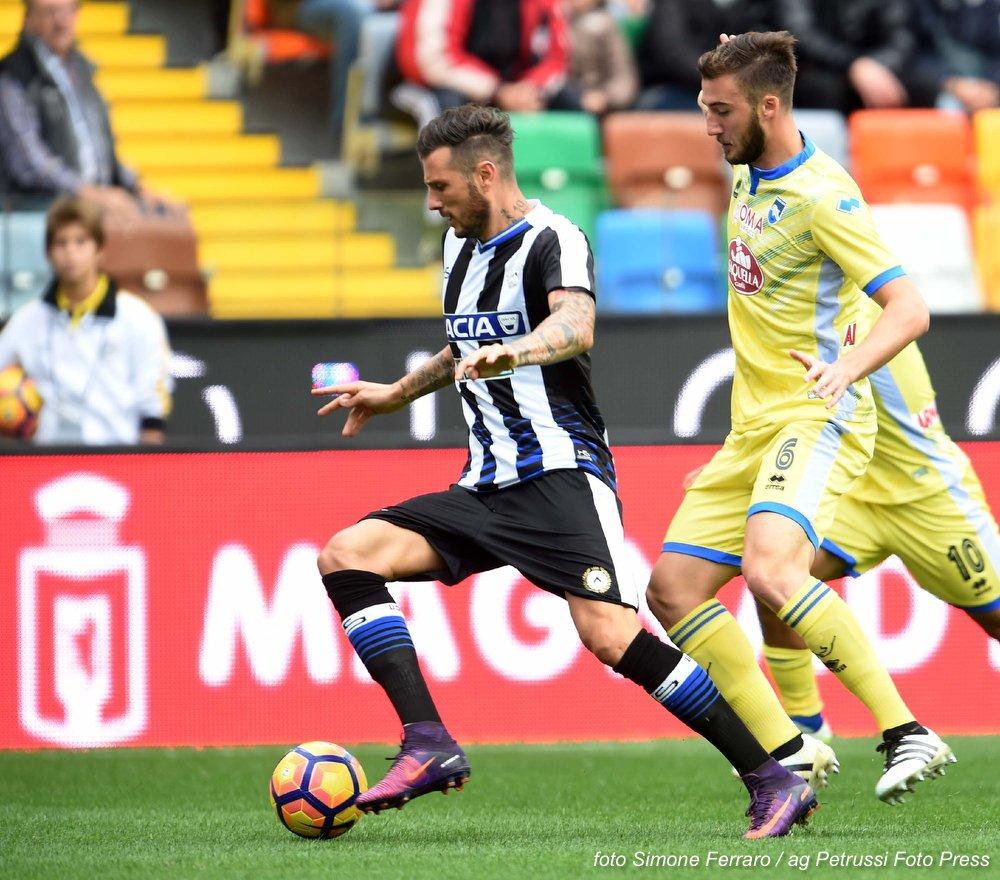 #UdinesePescara