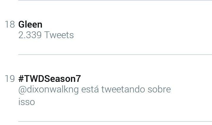 #TWDSeason7: TWD Season 7