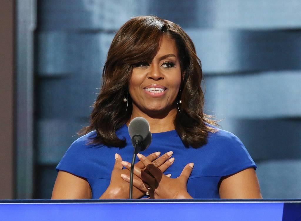 RickeySmiley : #FLOTUS #Michelle