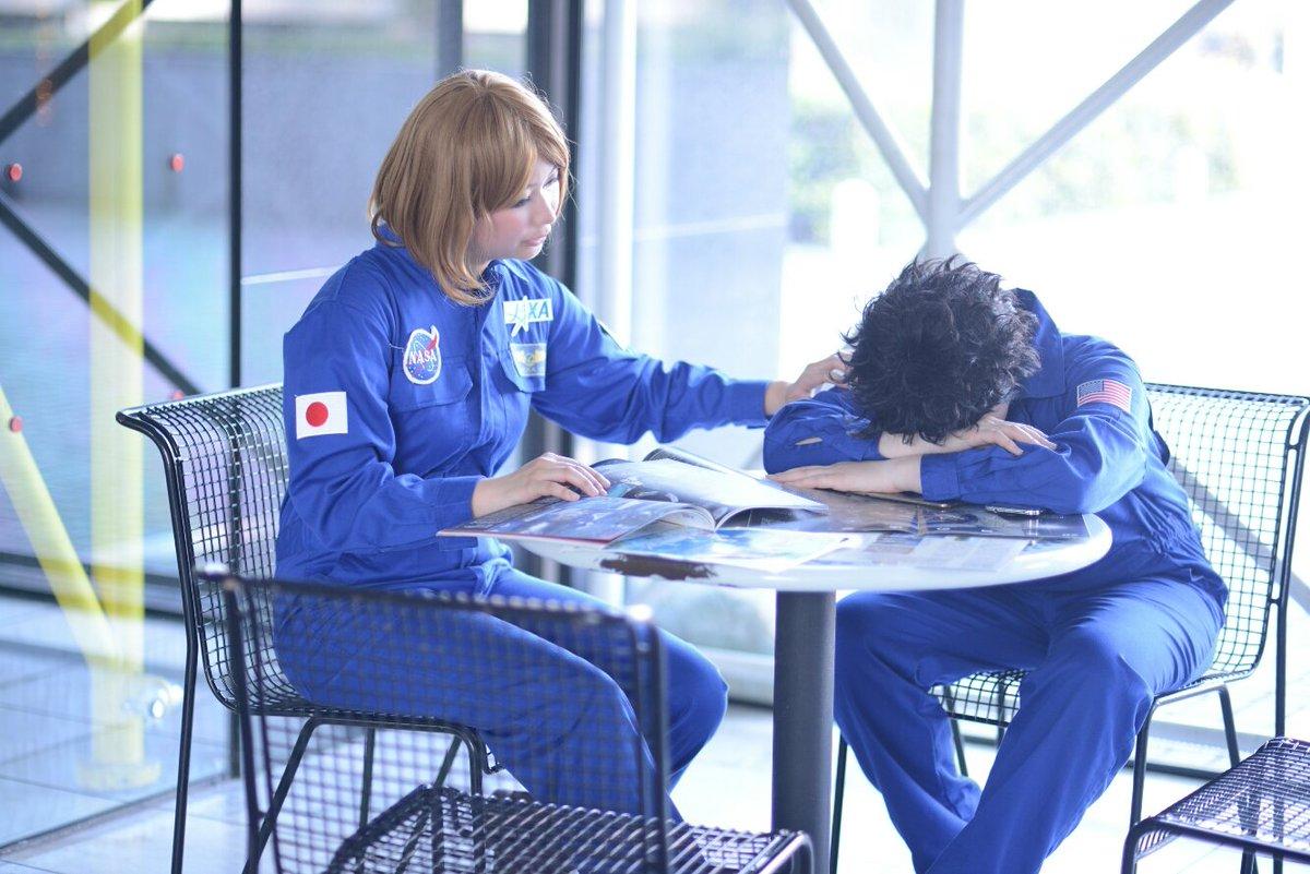 さとちゃんが定期的に宇宙兄弟の写真上げてくれてて嬉しいヾ(@゜▽゜@)ノ宇宙兄弟やりたい………