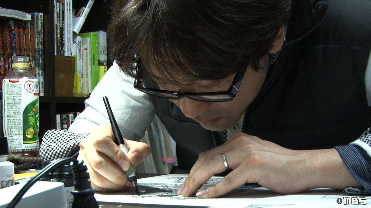 """次回は日本中に『キングダム』旋風を巻き起こした大人気漫画家に密着しました!累計2600万部突破!""""一度読めば必ず虜になる"""