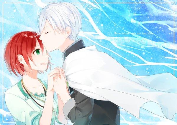 ✿赤髪の白雪姫✿ゼン白 とにかくキラキラしている二人だと思う。生き方も考え方も素敵。