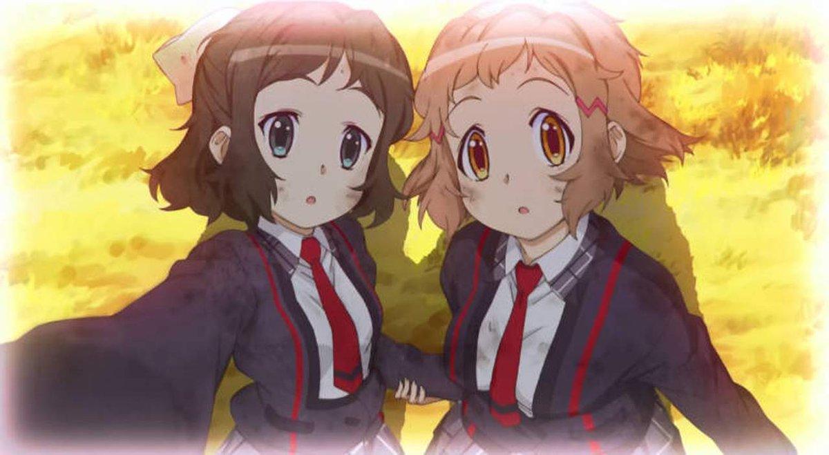 昨夜は寝る前にdアニメでシンフォギア1期5~8話。特に8話、いい!。「友だち」「親友」「信用、信頼」「仲直り」とか、「私