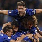 Chelsea goleia Manchester United e cola nos líderes