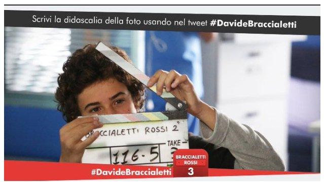 #DavideBraccialetti