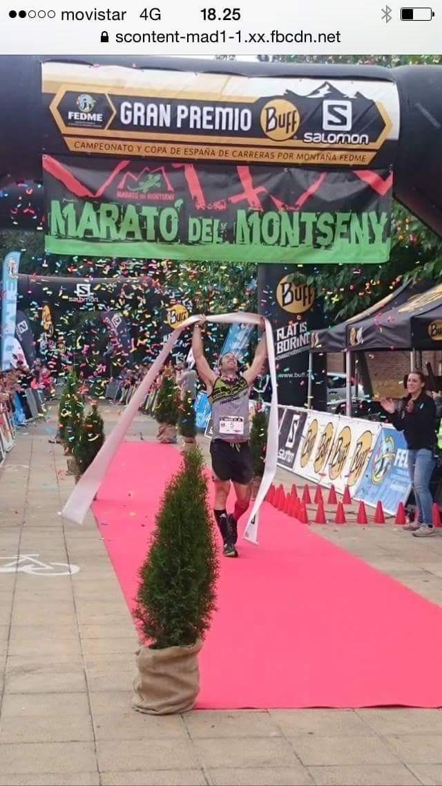 Imatge Marató del Montseny