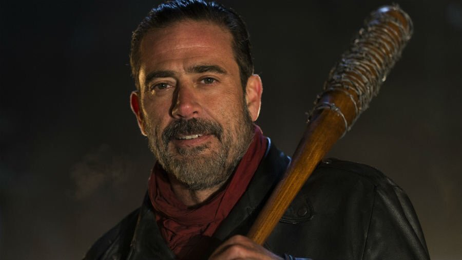 Most hated man on TV right now.. hands down #TheWalkingDead https://t.co/JSbZ4CIRZN