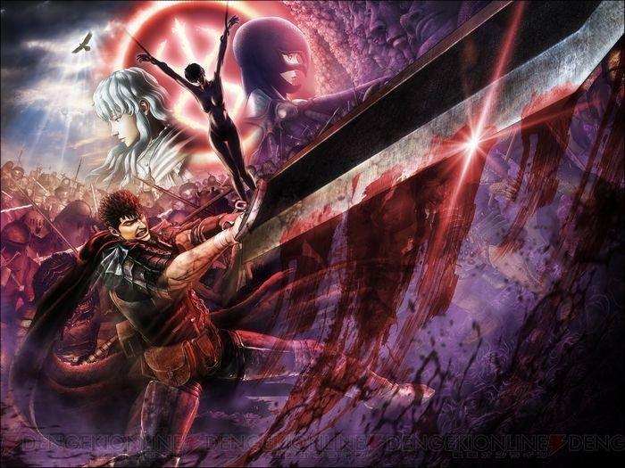 PS Vita版『ベルセルク無双』でもガッツの重量感あふれる戦闘を再現。ボス戦の紹介も  #berserk #ベルセルク