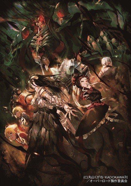 [映画ニュース] 「オーバーロード」TVシリーズの総集編となる劇場版が製作決定!  #映画 #eiga