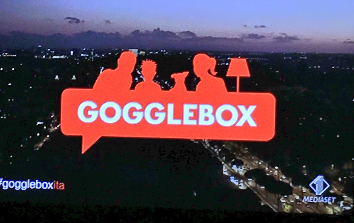#GoggleboxITA
