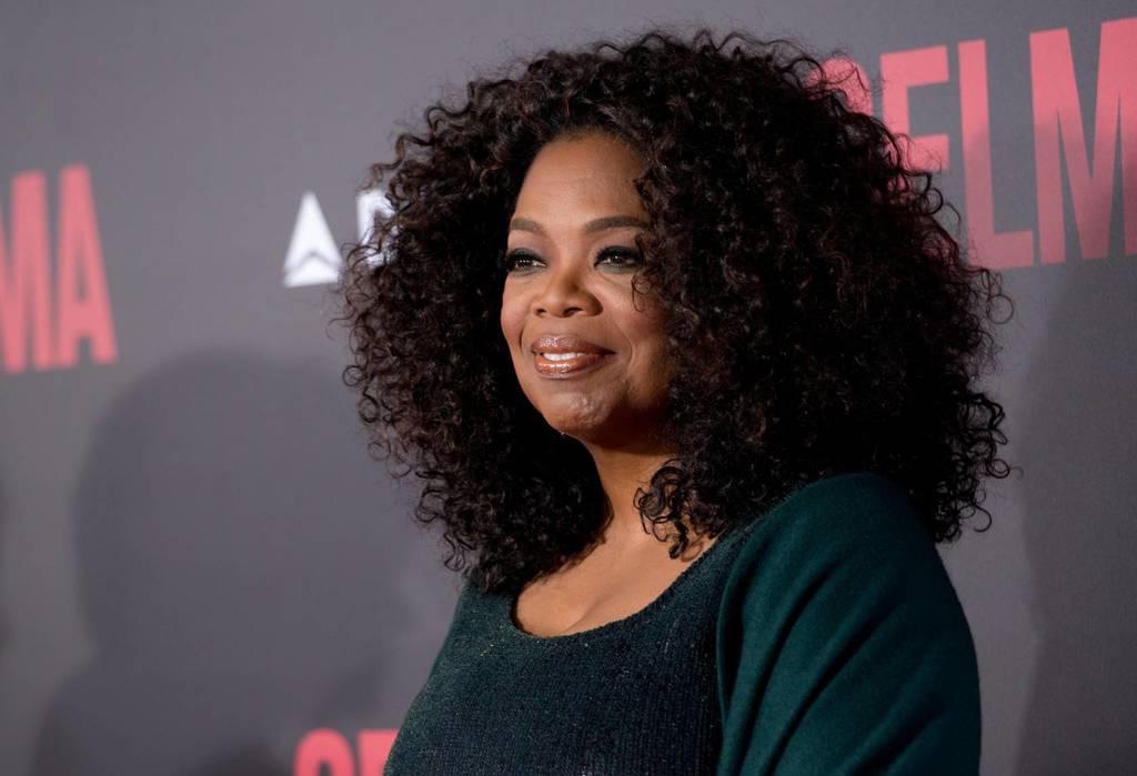 RickeySmiley : #OprahWinfrey sha