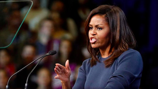 """Trump claims Michelle Obama made """"vicious"""" attacks on Hillary Clinton"""