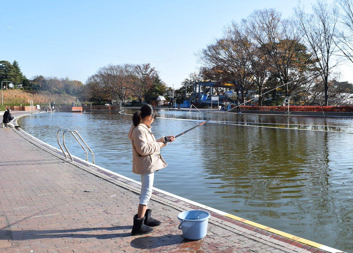昨年お邪魔した西武園ゆうえんちフィッシングランドの様子をもう一度。釣った魚をその場で食べられるフィッシングランドとは…詳
