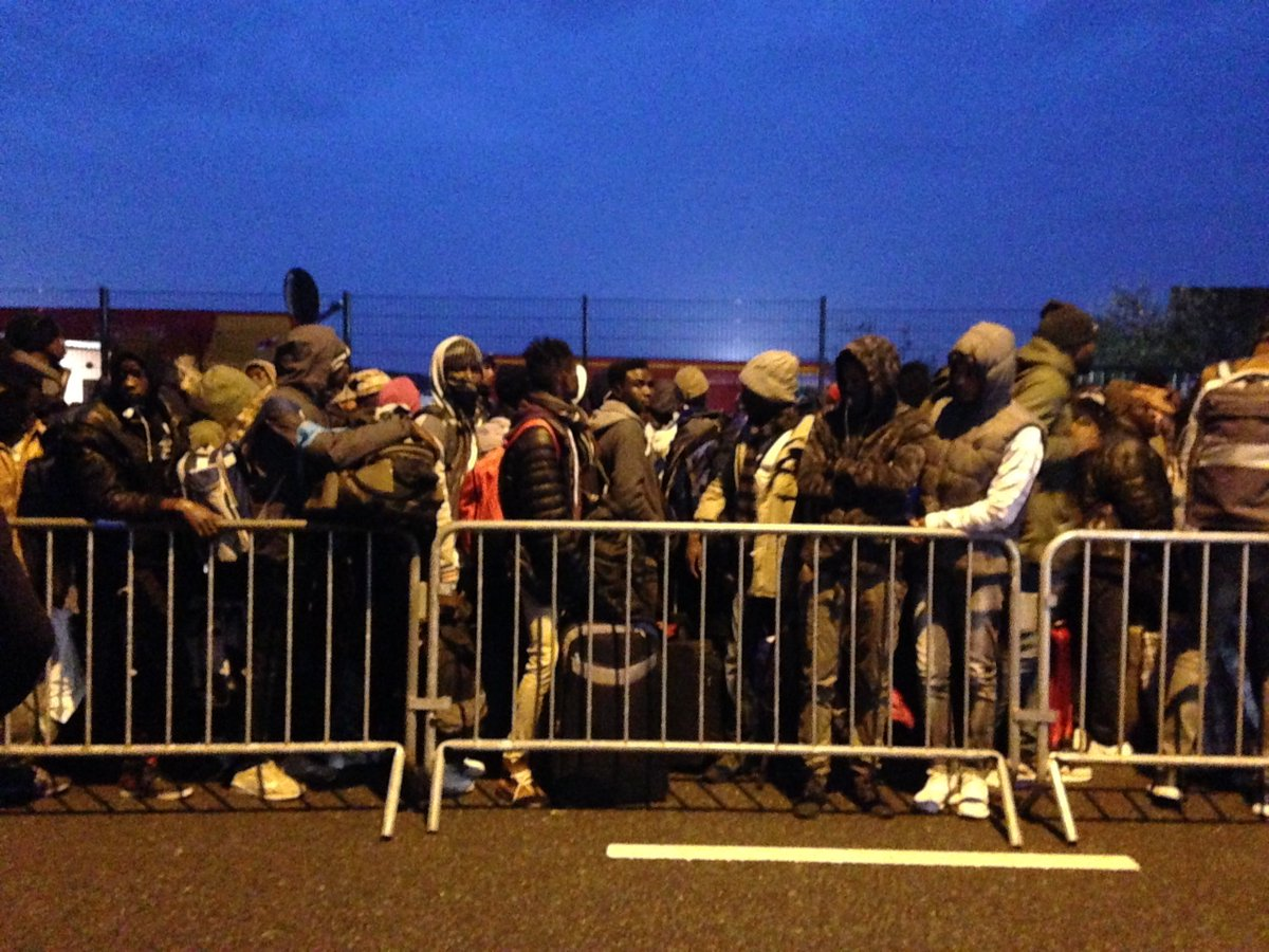 #Calais