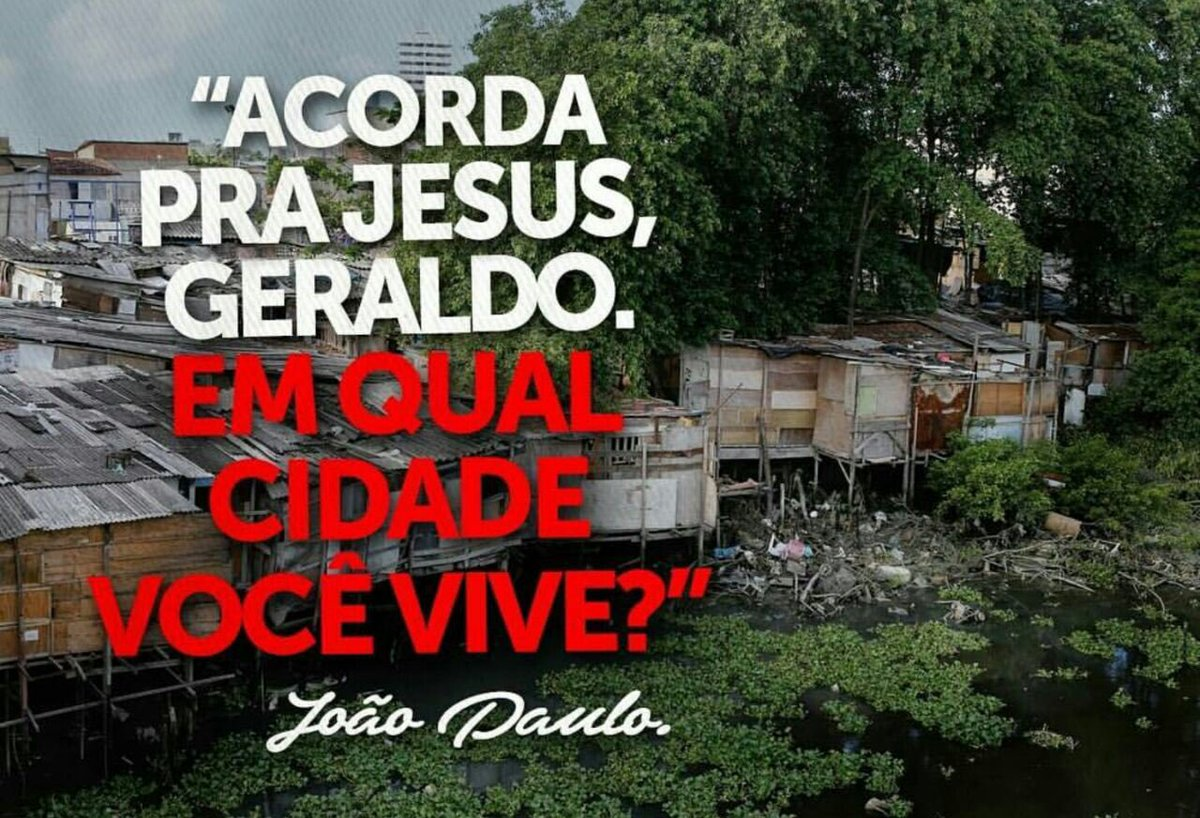 #VoltaJoaoPaulo: Volta Joao Paulo