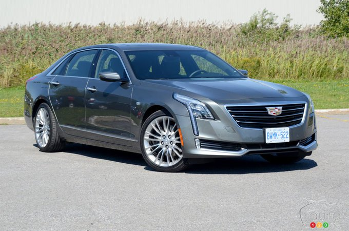 Auto123 @Auto123: 2016 #Cadillac CT6 is just like the good old days | Car Reviews | Auto123 https://t.co/dILsHcKeLo https://t.co/Mb4gED9YF6