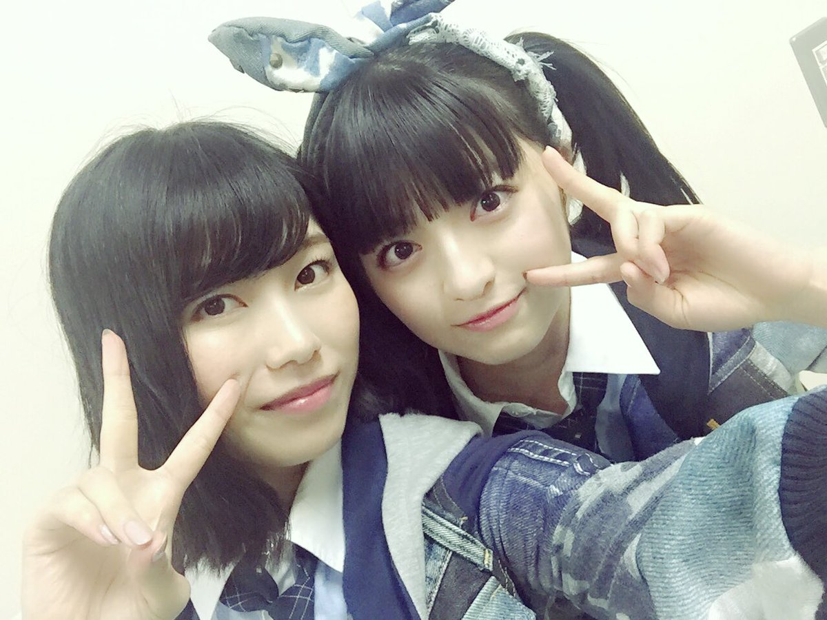希望郷いわて大会の閉会式に AKB48が参加させていただきました!素晴らしい大会でパフォーマンスさせていただけて光栄です。  一緒に盛り上がってくださったみなさま寒い中、ありがとうございました(^-^)/✨  チーム8岩手県代表の佐藤七海ちゃんと!!