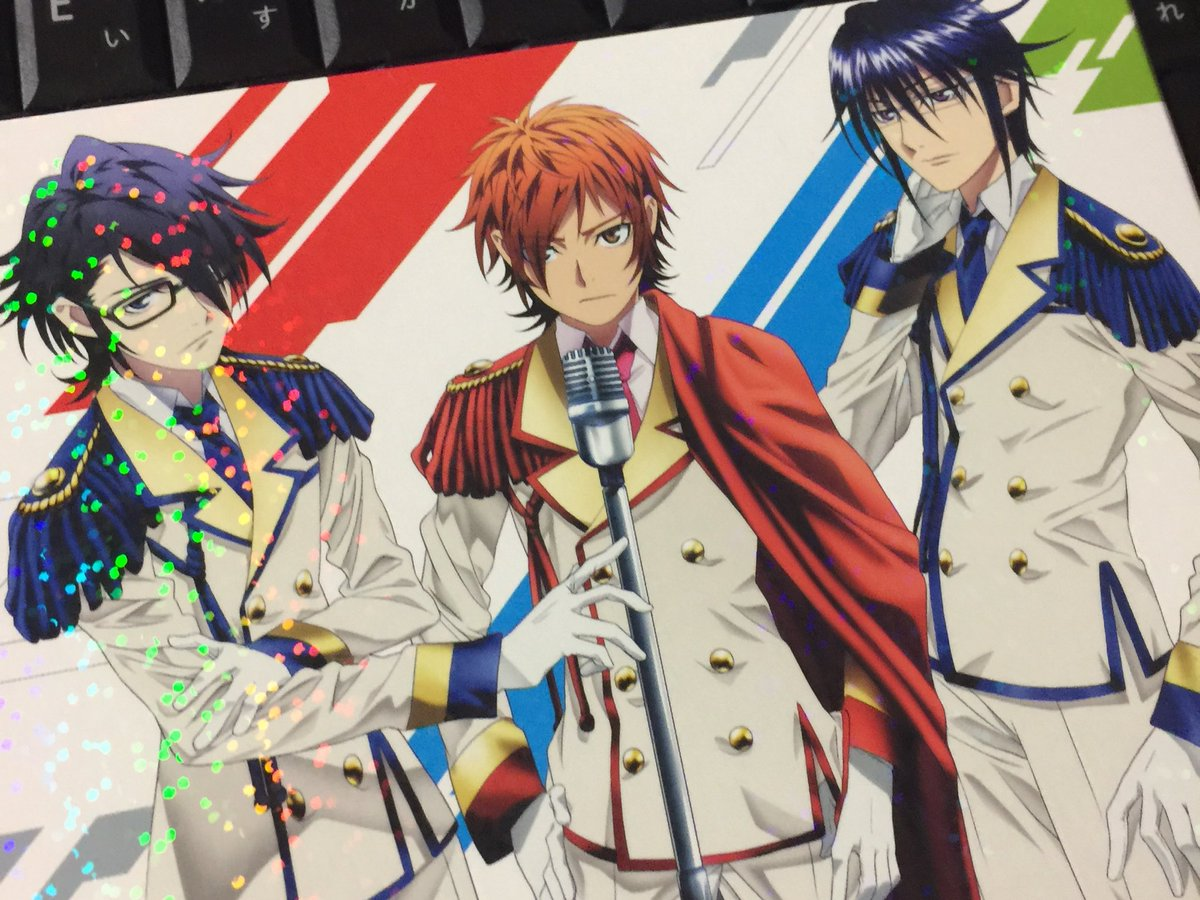 こんなキャラソン初めて(笑) #anime_k
