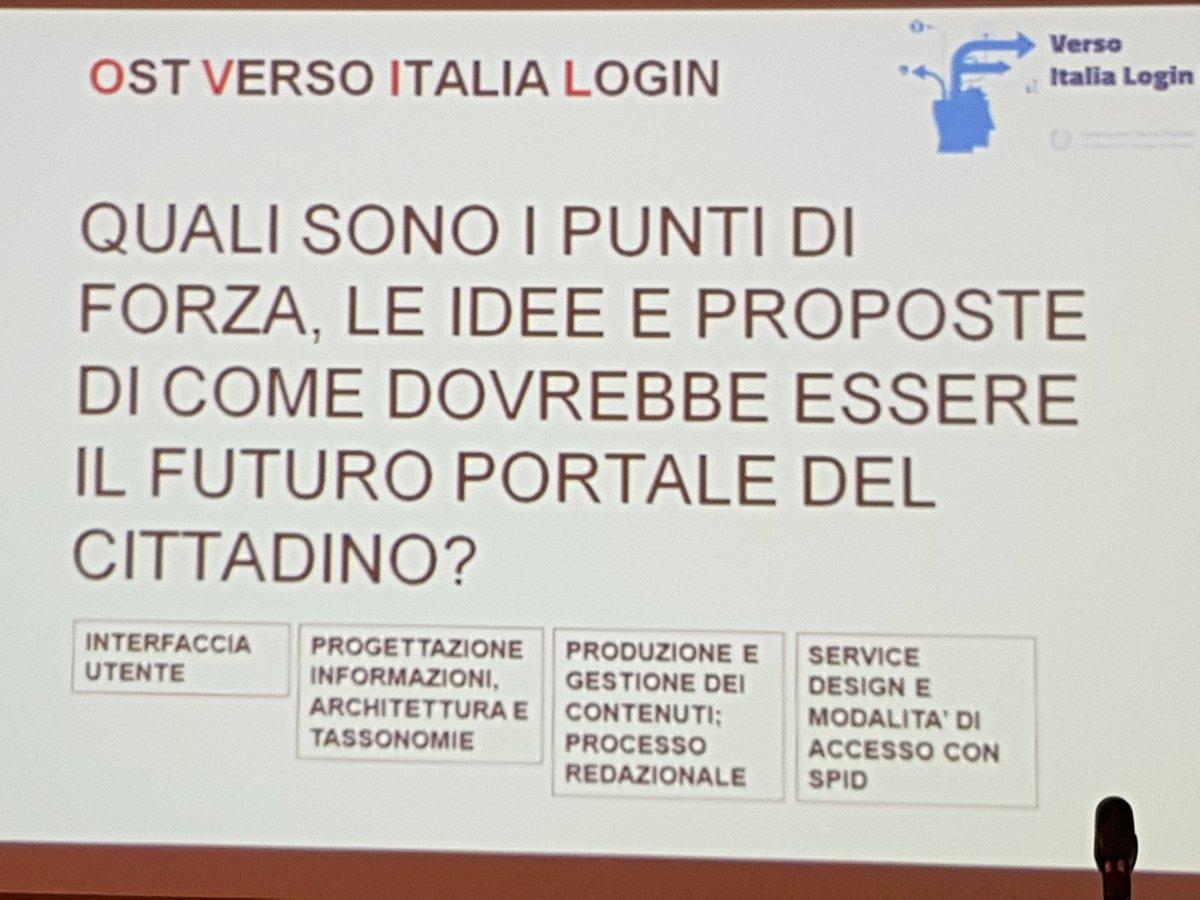#VersoItaliaLogin