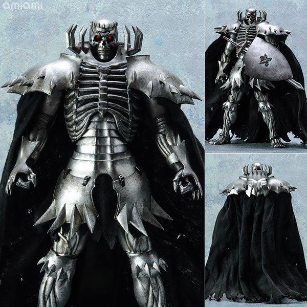 画像更新! ベルセルク Skull Knight (髑髏の騎士) 1/6 可動フィギュア[スリー・ゼロ]⇒ 好評予約受付