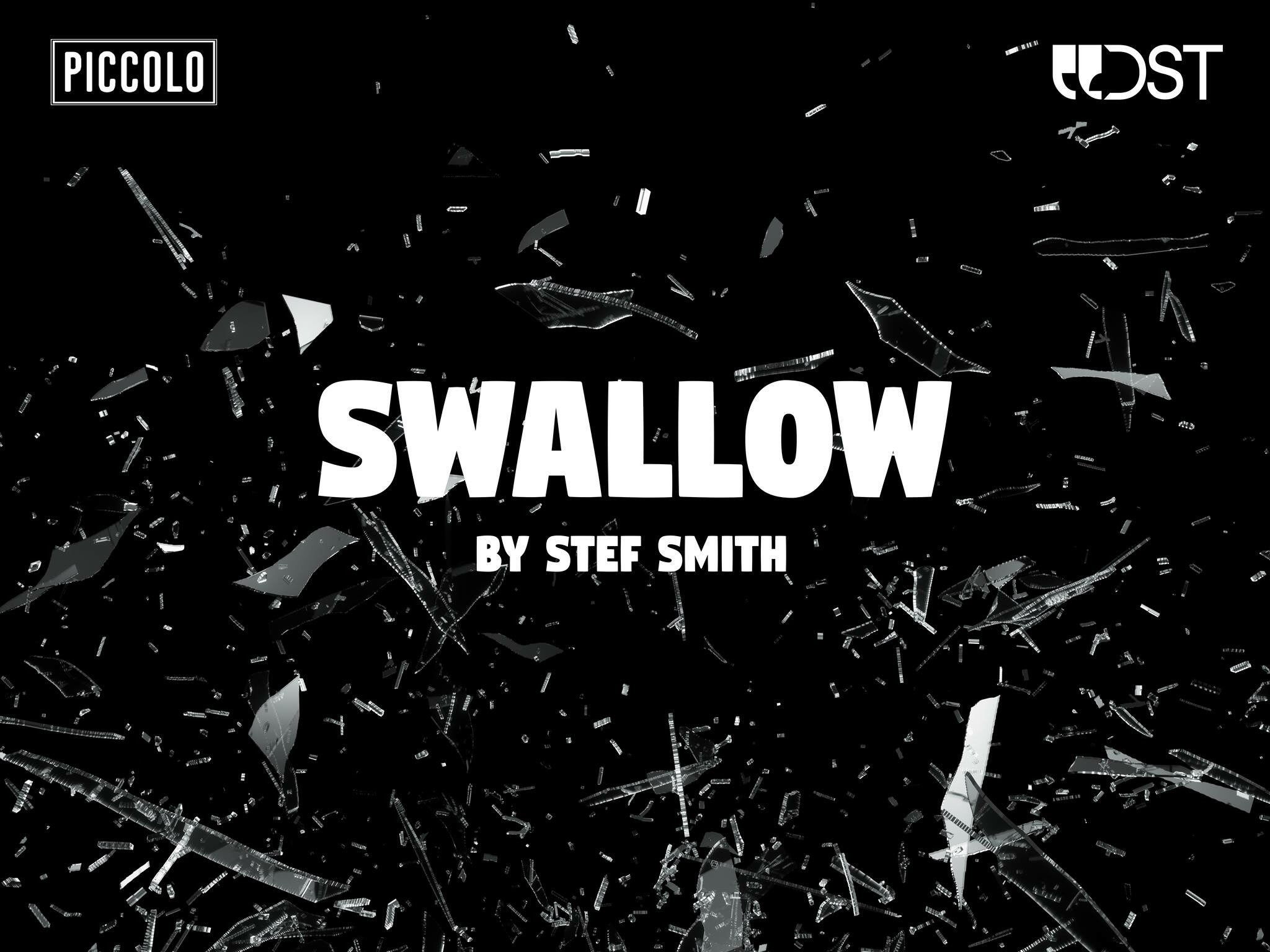 And thank you also to @theatrepiccolo for entering 'Swallow', entry no.72 for #NSDF17 https://t.co/H7bHNQb0RW