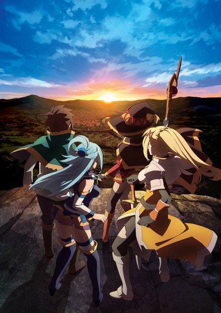 TVアニメ『この素晴らしい世界に祝福を!2』は2017年1月11日よりTOKYO MXにて放送開始 -
