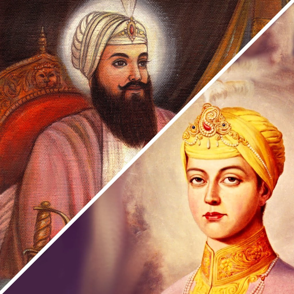 test Twitter Media - Today marks Jyoti Jot diwas of Guru Har Rai Sahib ji and Gurgaddi diwas of Sri Guru Har Krishan Sahib ji #sikh #history https://t.co/r4uAq71UPh