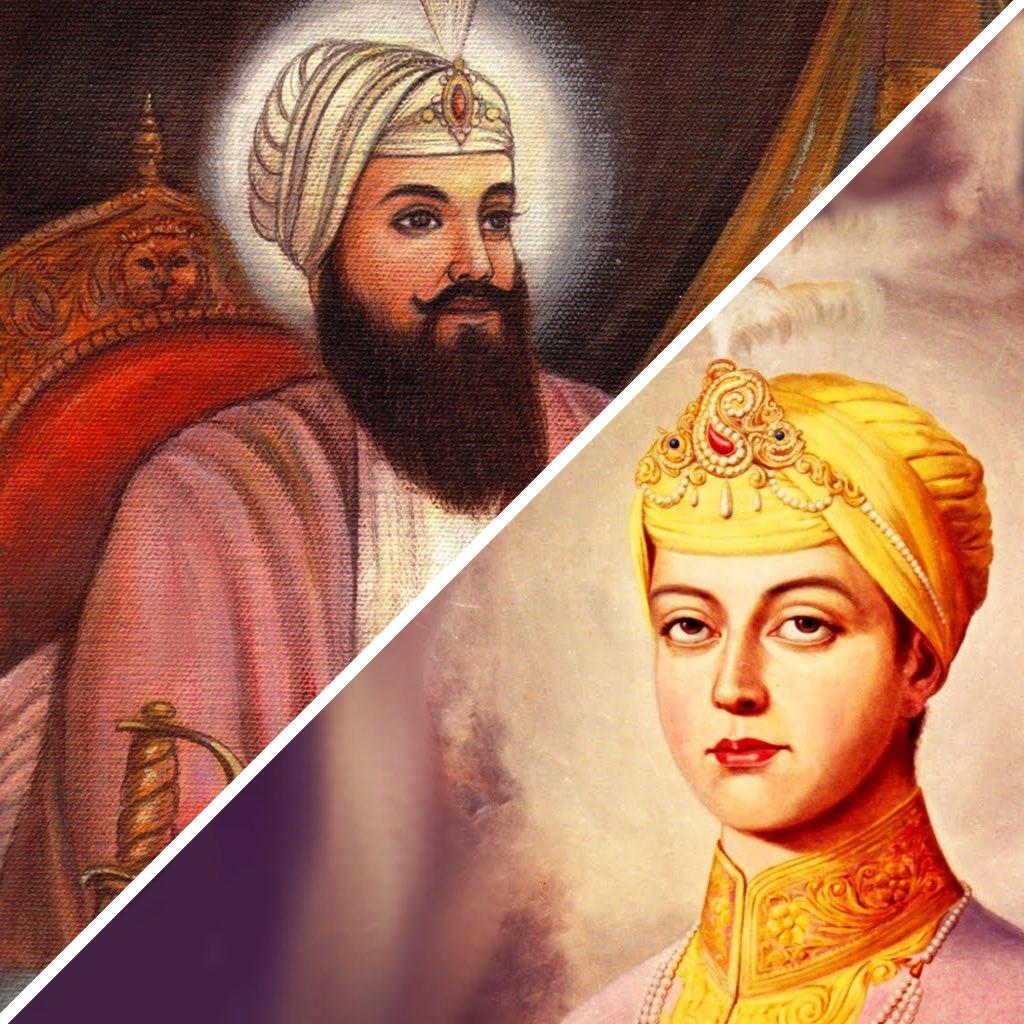 test Twitter Media - Today marks Jyoti Jot diwas of Guru Har Rai Sahib ji and Gurgaddi diwas of Sri Guru Har Krishan Sahib ji #sikh #history https://t.co/r4uAq71UPh