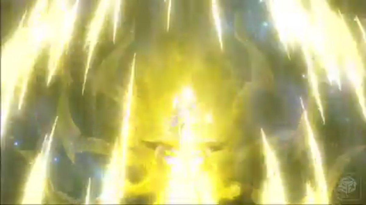 デスマスクほど聖闘士星矢のダメ男キャラ代表いないくらいなのに急にカッコよすぎるぞデスマスク嬉泣#TOKYO MX TV#