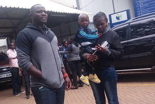 I'm lucky to be alive, says javelin champion Yego after hospital discharge – PHOTOS