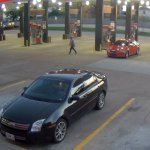 St. Charles surveillance photos show man who stole car with child inside