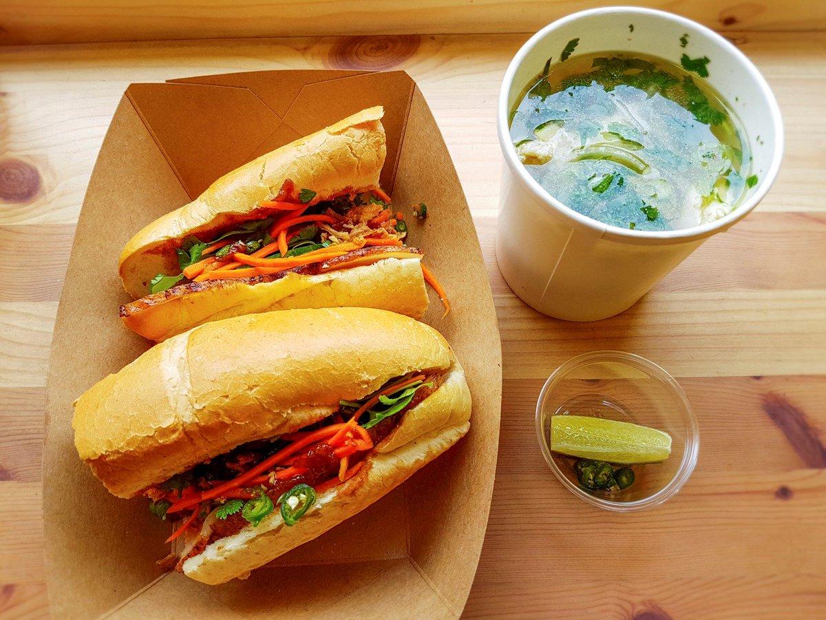 Bánh Mì Hôi-An Vietnamese Street Food in London Best Banh Mi